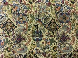 Scandinavian Motif Tapestry Upholstery Fabric 3.5 yards - $99.75