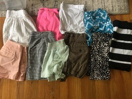 Lot Of Shorts And Skirts - $64.35