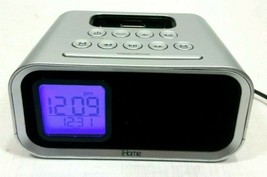 iHome iH22 Alarm Clock Speaker System for Ipod/iphone With 30 Pin - $25.88 CAD