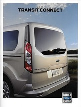 2015 Ford TRANSIT CONNECT brochure catalog US 15 XL XLT Titanium Van Wagon - $8.00