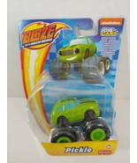 Blaze & the Monster Machines die cast Pickle Fisher Price new car - $11.87