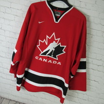 Hockey Canada Jersey Adult XL Eric Lindros Stitched By Nike - $93.27