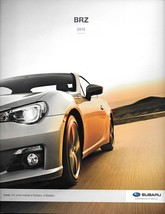 2015 Subaru BRZ sales brochure catalog 2nd Edition US 15 GT 86 - $12.00