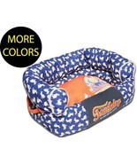Lazy-Bones Rabbit-Spotted Easy Wash Designer Fashion Couch Pet Dog Bed Beds - $59.49+