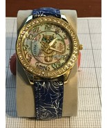 Ladies Owl Watch Stainless Steel Back No Packaging Watch Only - $5.00