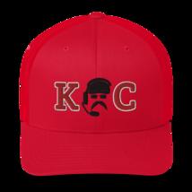 Kansas City Hat / Chiefs Hat / Andy Reid's Trucker Cap image 5