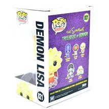 Funko Pop! The Simpsons Treehouse of Horror Demon Lisa #821 Vinyl Figure image 3