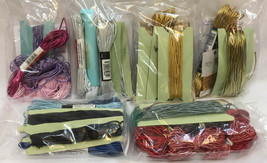 Craft Cord Needloft Crafting Nylon Blend Rope Various Color Groupings Lo... - $8.54