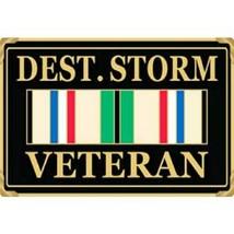 United States American DESERT STORM Belt Buckle - $18.76