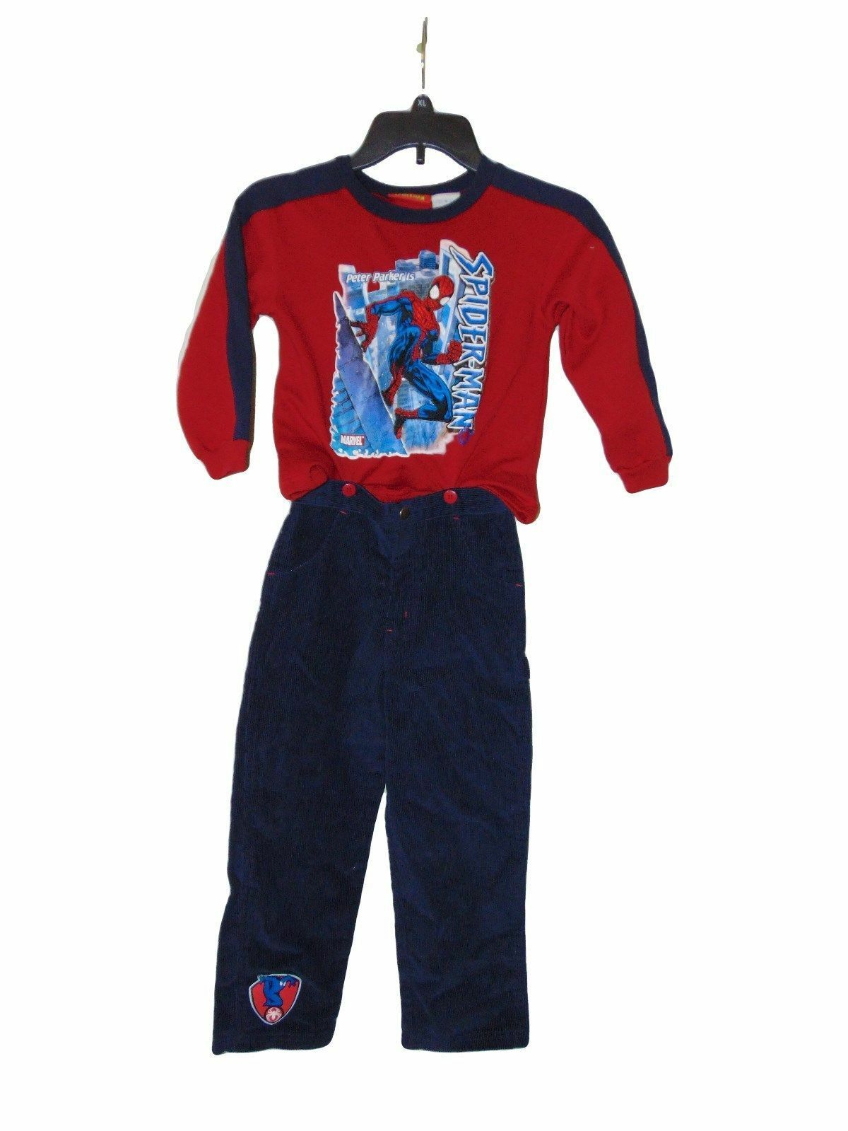 5fe092a88 Amazing Spiderman 2 Piece Play Suit Size 7 and 22 similar items