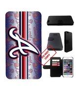 10 kinds Baseball team, braves iphone 7 plus wallet case, 10 kinds Baseb... - $17.81