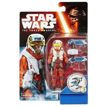 Star Wars - The Force Awakens - action figure - X-wing Pilot Asty - $7.99