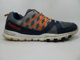 Reebok Sublite Train RS 2.0L Size 13 M (D) EU 47 Men's Running Shoes Grey M48859