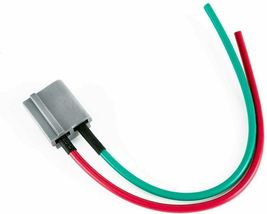 Pontiac SB BB HEI Distributor 301 326 350 389 400 421 428 455 8mm Spark Plug Kit image 8