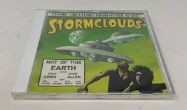 """Cosmic Creatures From Outer Space: StormClouds """"Not of This Earth"""" (CD) - $12.22"""