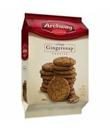 Archway Classics: Crispy Gingersnap Cookies, 12 oz. - $18.31