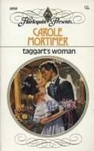 Taggart's Woman Carole Mortimer