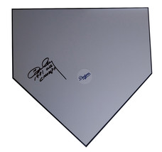 Los Angeles LA Dodgers Ron Cey Signed Autographed Baseball Home Plate Pr... - $127.39