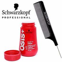 Schwarzkopf OSiS Dust It - Mattifying Powder (with Sleek Steel Pin Tail ... - $19.79