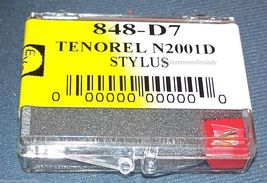 PHONOGRAPH TURNTABLE STYLUS NEEDLE for Tenorel 2001 for Goldring D110 848-D7 image 3