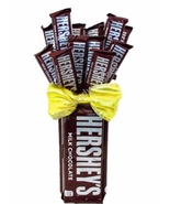 Hershey's Tower Candy Bouquet by The Candy Vessel - $18.99