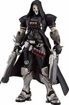 Overwatch Figma No.393 Reaper Action Figure Japan In Hand Goodsmile - $85.49