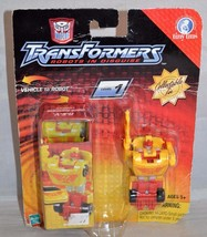 2003 Transformers REV Race Exertion Vehicle Collectible Tin Level 1 - $14.99