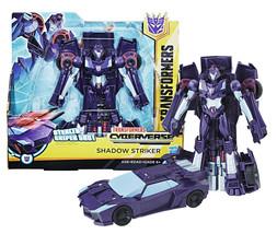 Transformers Cyberverse: Ultra Class Stealth Sniper Shot Shadow Striker NIB - $23.88