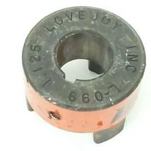 """LOVEJOY L-099 COUPLER SET 1.125"""" BORE L099 image 1"""