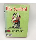 Vintage 1953 Otis Spofford Beverly Cleary 1st Edition Ex Library Hardcov... - $46.95