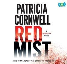 Red Mist (Lib)(CD) [Audio CD] [Dec 06, 2011] Cornwell, Patricia D. - $13.99