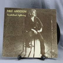 Mike Harrison Smokestack Lightning LP Importazione UK 1973 Isola Record ... - $27.23