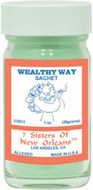7 Sisters Wealthy Way Powder Bottle 1 oz. - $10.25