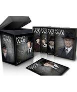 Foyle's War: Complete Saga TV Series Seasons 1 2 3 4 5 6 7 8 [DVD Set New] - $67.77