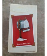 Hallmark Keepsake Ornament Santas Mailbox Christmas 2002 Holiday Tree Decor - $12.82