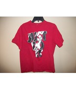 Freebie Boys Nike Red Just Do It T Shirt Size Large - $0.00