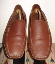 Men's Neil M Brown Moccasin Sewn Leather Driving Shoe Sz. 13D EXCELLENT! - $35.26