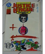 Justice League of America #58 1992 DC Comics Bagged and Boarded - C2811 - $2.69
