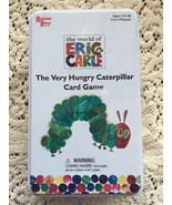 Eric Carle Very Hungry Caterpillar Card Game Children Kids Play Toys Edu... - $11.19