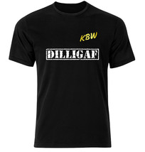 "Kevin Bloody Wilson ""DILLIGAF"" T Shirt - Funny Comedian Kevin Wilson Tee... - $16.53"