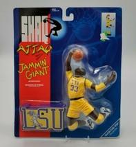 Shaquille O'Neal Shaq Attaq Jammin' Giant LSU Variant Kenner Action Figu... - $26.61