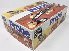 Probe Game Of Words By Parker Brothers Vintage 1974 Board Game Made In USA - $23.36
