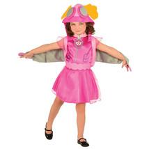 Child's Girl's Paw Patrol Puppy Skye Fancy Dress Party Costume Outfit Sz... - $25.08