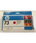 HP CD951A 73 Chromatic Red Ink Cartridge  - $49.99