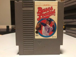 Bases Loaded, Nintendo Entertainment System (NES) 1988, Tested - $4.85