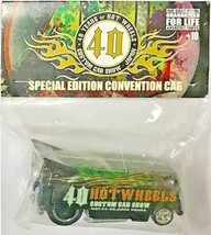 Hot Wheels 2009  VW Bus Chojiro D Crazy Limited Special - $748.94