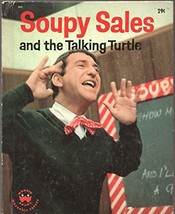 SOUPY SALES and the TALKING TURTLE by JEAN BETHELL Wonder Books 1965 #86... - $38.61