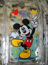 McDonalds Walt Disney Magic Kingdom Mickey Mouse 2000 Millennium Collector Glass - $9.80
