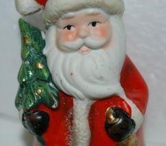 Santa Shelf Sitter 007337 Christmas Theme 4 Inches Tree Bell image 5