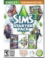 Sims 3: Starter Pack (Windows/Mac, 2013) - $9.95